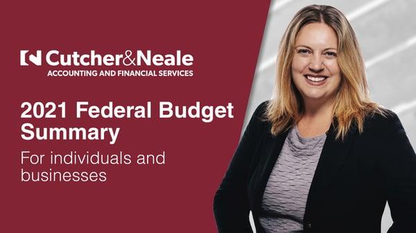 SME Budget Update 2021