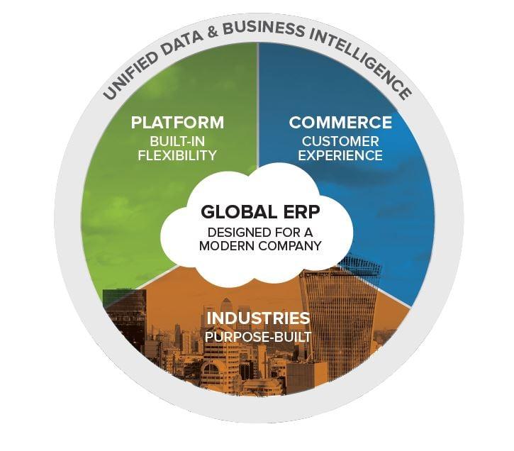 NetSuite Modern Business Wheel
